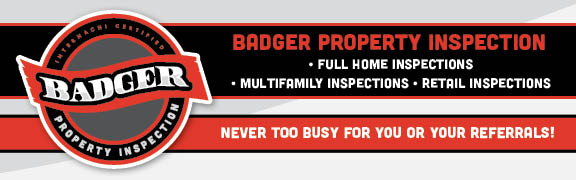 Picture of badger property inspection logo